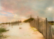 Sunrise on the Beach von Betty LaRue