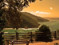 Knysna Heads Viewing Deck von A  P