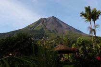 Volcano Arenal - Costa Rica von Jörg Sobottka