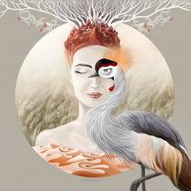 Bird of Cranes von Ruta Dumalakaite