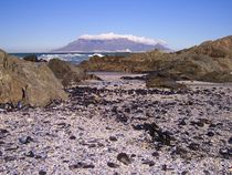 Table Mountain Seascape by A  P