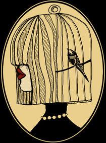 bird von Maria Buzueva