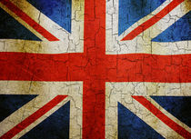 UK Flag 7 von Steve Ball