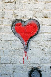 Wall Heart by Steve Ball