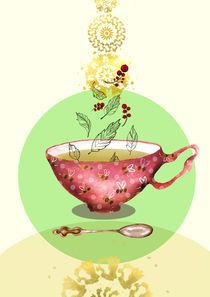 Green Tea by Laima Kiniauskaite