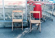 chairs by Vera Kämpfe