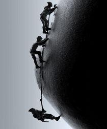 Den Berg erklimmen von Rolf Brecht