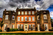 Langtons House England by David Pyatt