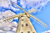 Upminster Windmill Essex England von David Pyatt