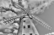 Upminster Windmill Essex England by David Pyatt