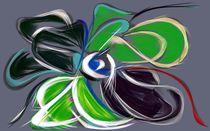 Galactic Blossom von aldita bundo