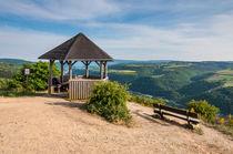 Wanderer-Hütte bei Dörscheid II von Erhard Hess