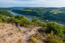 Rheintal von Kaub bis Oberwesel von Erhard Hess