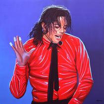 Michael Jackson 2 von Paul Meijering