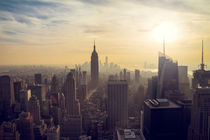 New York City sunset von tfotodesign