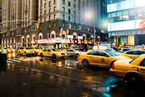 New York City Cabs von tfotodesign