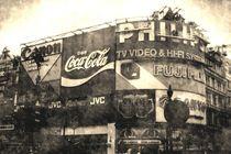 Piccadilly Circus by leddermann