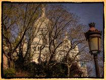 Sacré-Cœur de Montmartre by Uwe Karmrodt