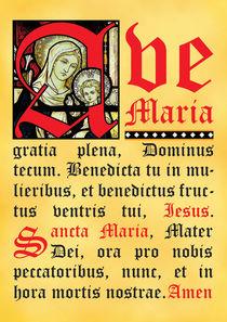 Ave Maria von Alaister Lim