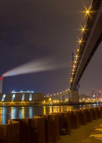 Hamburger Köhlbrandbrücke von Dennis Stracke