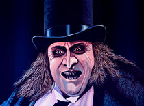 Danny de Vito as the Penguin by Paul Meijering