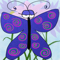 The Butterfly With An Attitude by Michelle Brenmark