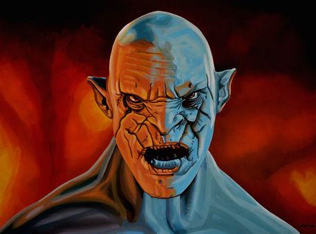 Azog-the-orc-painting