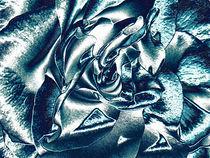 Die lichtblaue Blume Heinrichs by crazyneopop