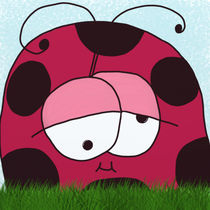 The Chubby Ladybug by Michelle Brenmark