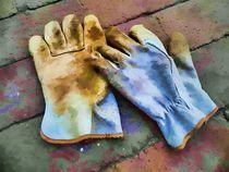 Work Gloves by Ken Unger