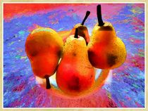 Bowl of Pears by Ken Unger