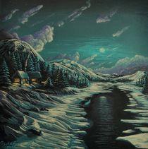 'Mondlicht' von Peter Schmidt