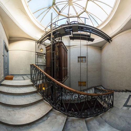 Italien-rom-fahrstuhl