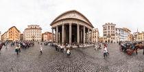 Italien, Rom: Pantheon von Ernst  Michalek