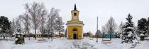 Seyring bei Wien: Dorfkirche von Ernst  Michalek