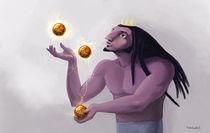 Juggler von nechoart