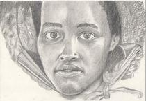 twelve years a slave - Lupita Nyong ́o by Michel Kress