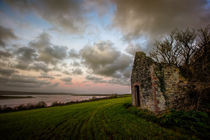 River Taw Estuary by Dave Wilkinson