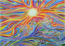Farbenspiel von Isabell Tausche
