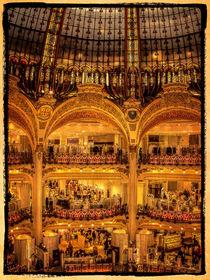 Galeries Lafayette by Uwe Karmrodt