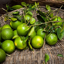 Green Oranges by perfectlazybones