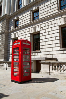 London phone box von tfotodesign