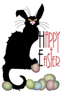 Le Chat Noir - Easter von gravityx9