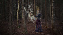 forest spirit von Yana Istoshina