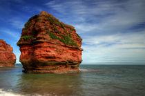Ladram Bay von Pete Hemington
