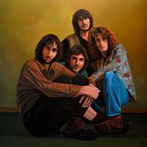 The Who painting von Paul Meijering