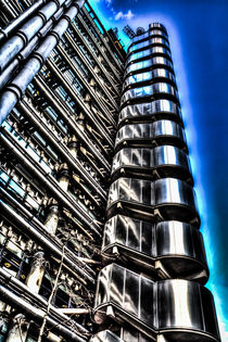 Lloyd's of London Building von David Pyatt