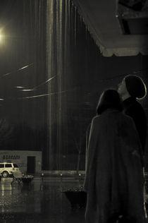 Rainy night von Dana Marza