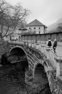 Bridge in time by Dana Marza