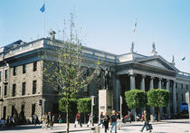 Dublin GPO, city centre ireland von irish-prints